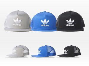 Adidas CAP originals TREFOIL TRUCKER logo CAP bordado trébol logo bordado negro 7b07445 - immunitetfolie.website