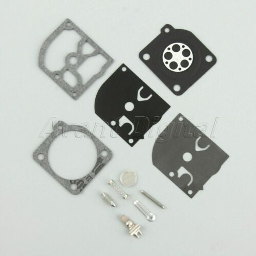 Durable RB-39 Carburetor Repair Set Kit Tool For McCullock Poulon WeedEater Zama
