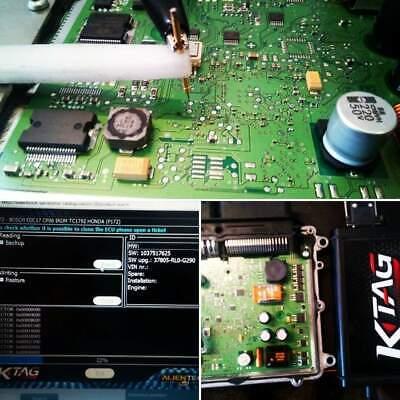 Honda Diesel Tuning Performance Chip Box Accord Civic C-RV Jazz F-RV CTDI