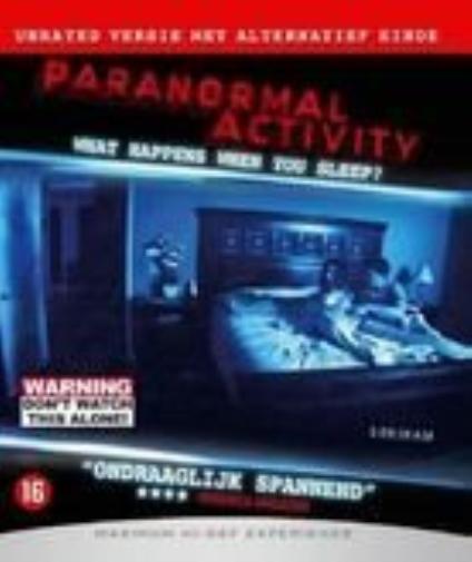 Paranormal Activity [Region 2] - Dutch Import (US IMPORT) DVD NEW