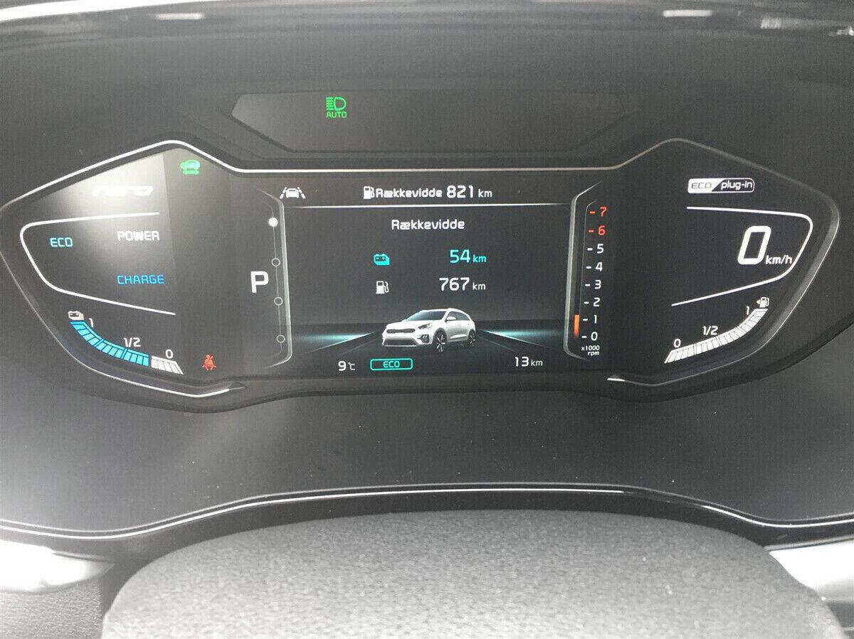 Kia Niro 1,6 PHEV Advance DCT - billede 12