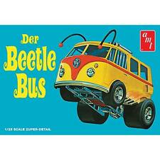 AMT 1/25 Der VW Beetle Bus by John Bogosian PLASTIC MODEL KIT 992