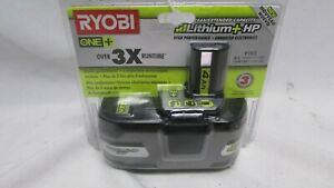 Ryobi P192 One+ 18V 4.0Ah Li-Ion 18v ONE Battery