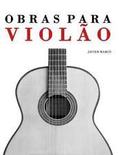 Obras para Violão by Javier Marcó (2014, Paperback)