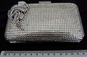 cristaux en main dᄄᆭcorations vintage avec et faite Pochette complexes cristal WIEDH2Y9