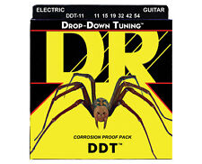 DR Strings DDT-11 Extra Heavy Drop-Down Tuning Electric Guitar Strings