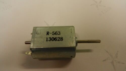 Brand New Surplus Nichibo 12V Can Motor for Remotoring Brass /& Other HO Engines