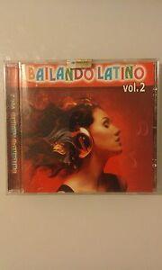 COMPILATION-BAILANDO-LATINO-VOL-2-CD