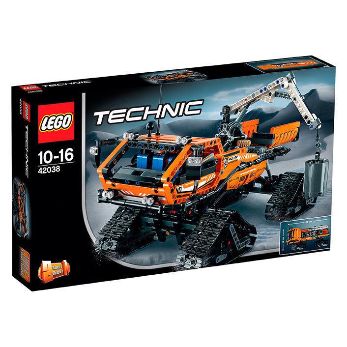LEGO Technic Arktis-Kettenfahrzeug 42038 Polarfahrzeug NEU OVP