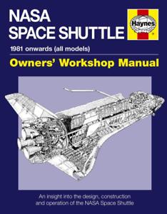 Haynes Manuale NASA Space Shuttle 1981 in poi