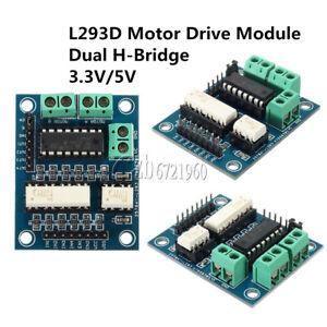 Details about Dual H-Bridge L293D Motor Drive Module Expansion Board f  Arduino MEGA2560 UNO R3