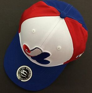 Image is loading MONTREAL-EXPOS-Official-MLB-Adjustable-Adult-Baseball-Cap- be0ff9f294e