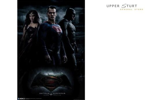 Batman Vs Superman Trio 120 Poster Size 61 x 91.5cm