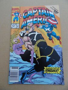 Captain-America-410-Marvel-1992-VF