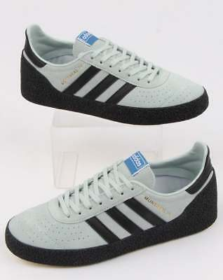 new style 871e7 d5ad4 Adidas Originals Montreal 76-Vapore GREEN   BLACK-NUOVO
