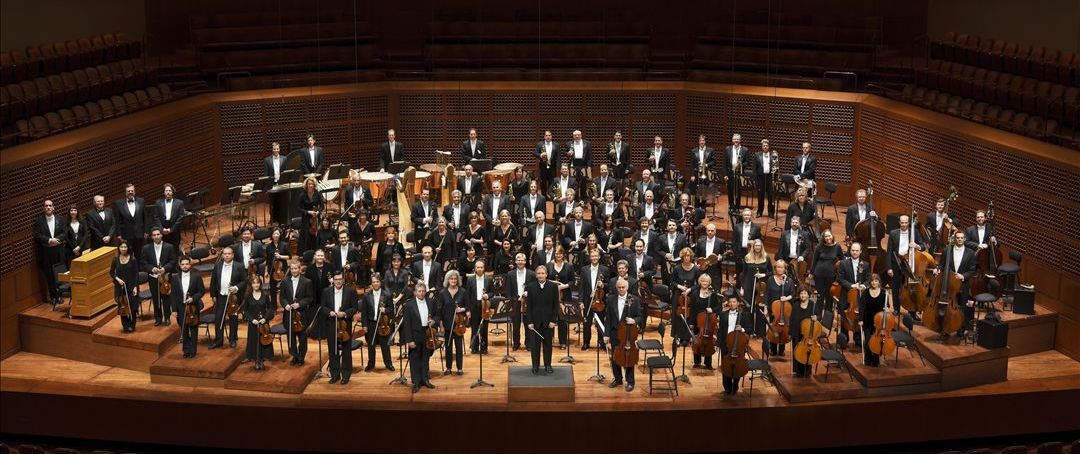San Francisco Symphony presents Benedetti Plays Bruch San Francisco