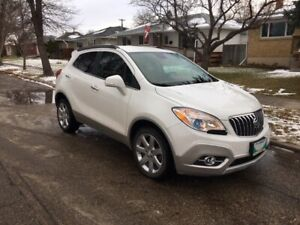 2014 Buick Encore Leather Trim - Safetied, Great Condition!