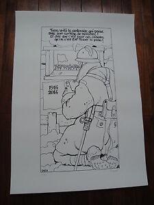 Jacques-Tardi-serigraphie-noir-amp-blanc-Poilus-Putain-de-guerre-1914-1918