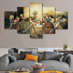 Image Is Loading Jesus Christ Wall Art Framed Canvas Print The