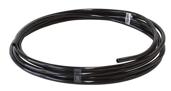 "Aeroflow AF66-3001BLK 1/2"" Alloy Fuel Line (12.7mm) Black Anodised (Methanol/..."