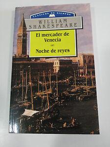 EL-MERCADER-DE-VENECIA-NOCHE-DE-REYES-SHAKESPEARE-LIBRO-TAPA-BLANDA