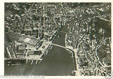 N°71 ZEPPELIN Lucerne Luzern Switzerland Dirigible AIRSHIP CARD IMAGE 30s