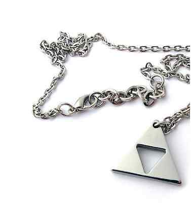 """ID Flims""""The Legend of Zelda""""Triforce Costume Cosplay Metal Necklace Collection"""
