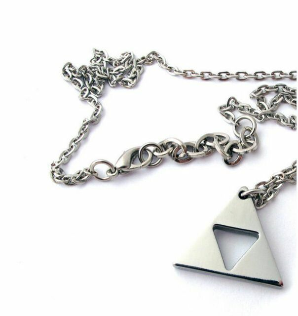 "ID Flims""The Legend of Zelda""Triforce Costume Cosplay Metal Necklace Collection"