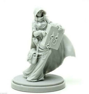 Archivist-Model-for-Kingdom-Death-Game-Resin-Figure-Recast-30-mm
