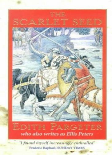 1 of 1 - The Scarlet Seed: Number 3 in series (Heaven Tree) By Edith Pargeter