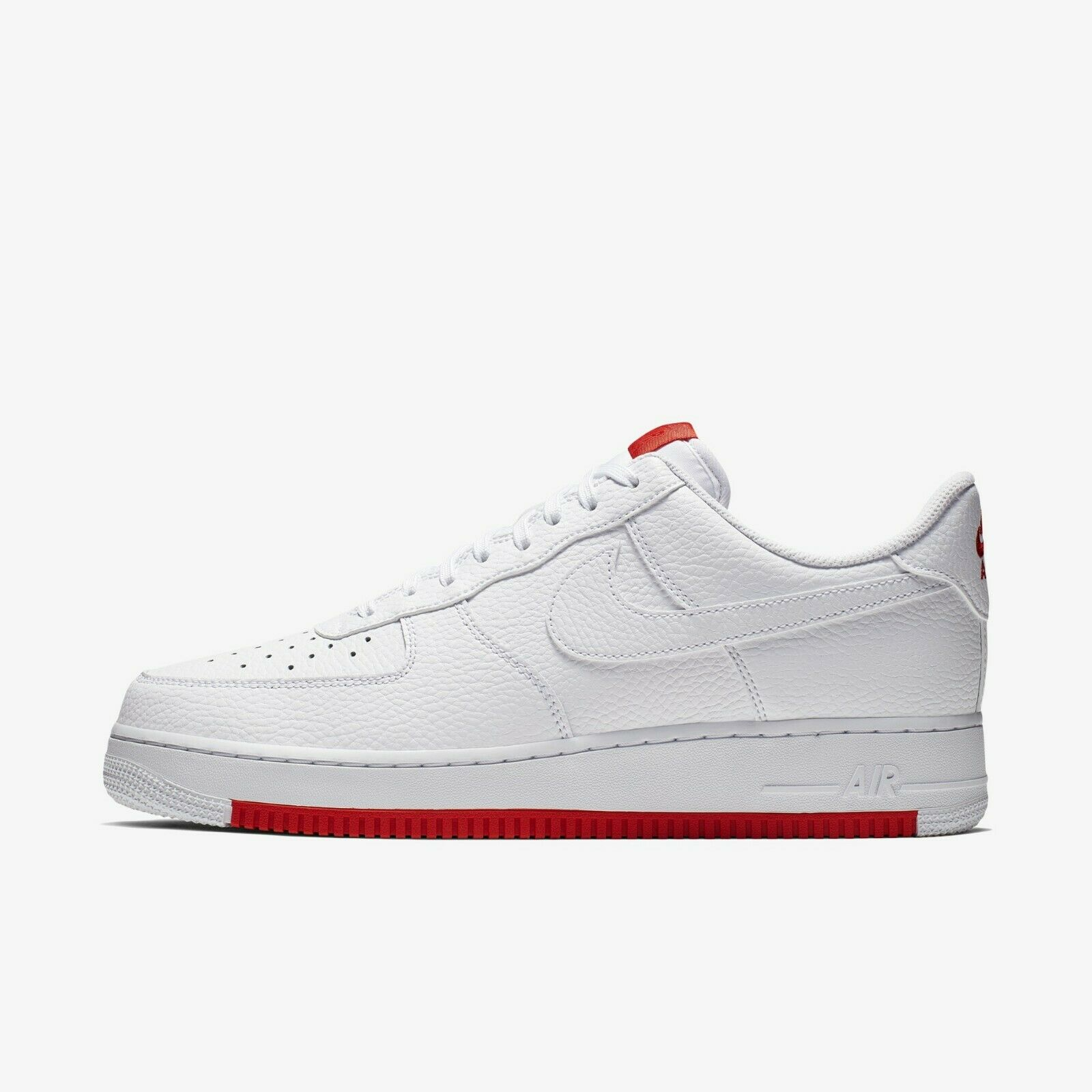 [Nike] AO2409-101 Air Force 1 07 1 Men Running shoes Sneakers White
