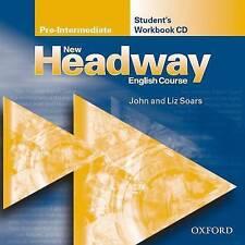 NEW HEADWAY Pre-Intermediate Student's Workbook CD @NEW & SEALED@