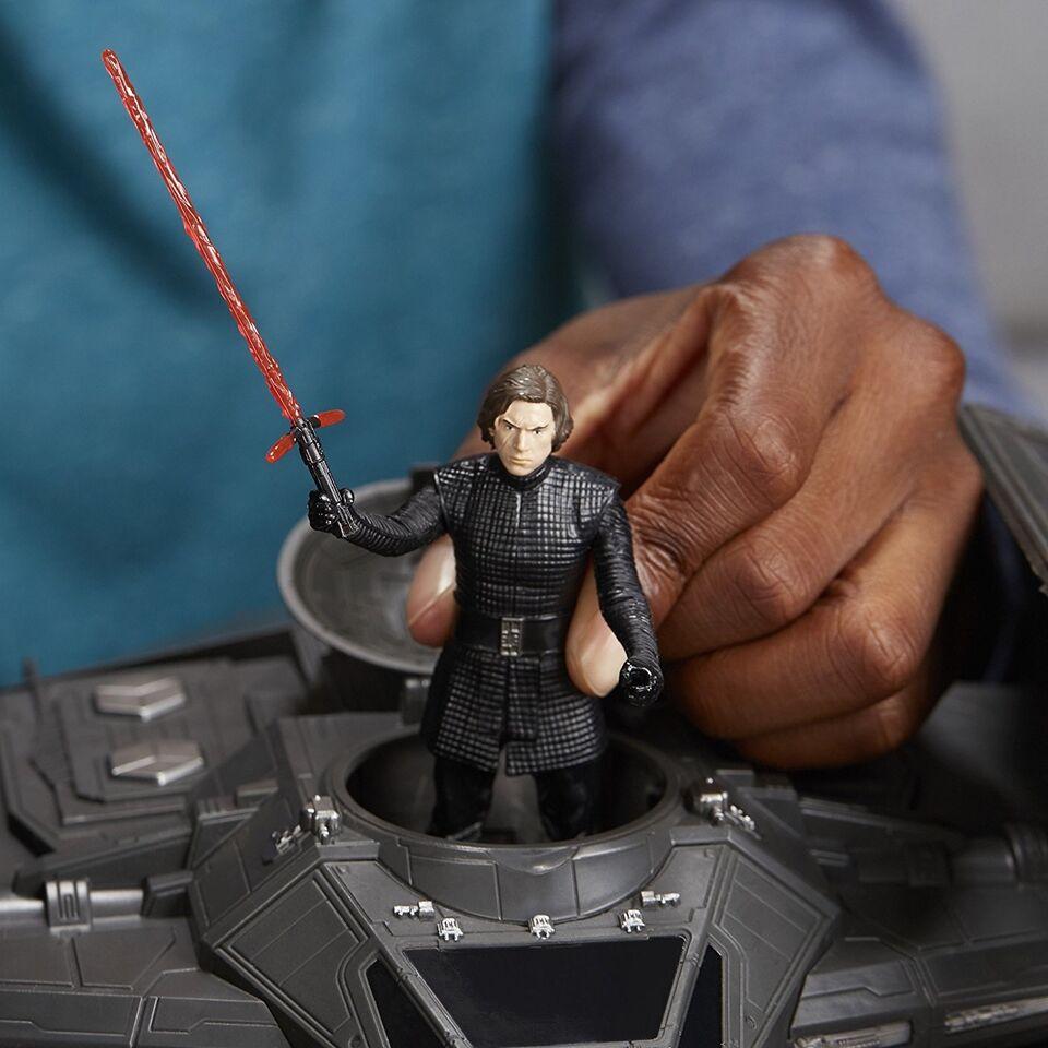 Kylo Ren's TIE Silencer, Star Wars Force Link