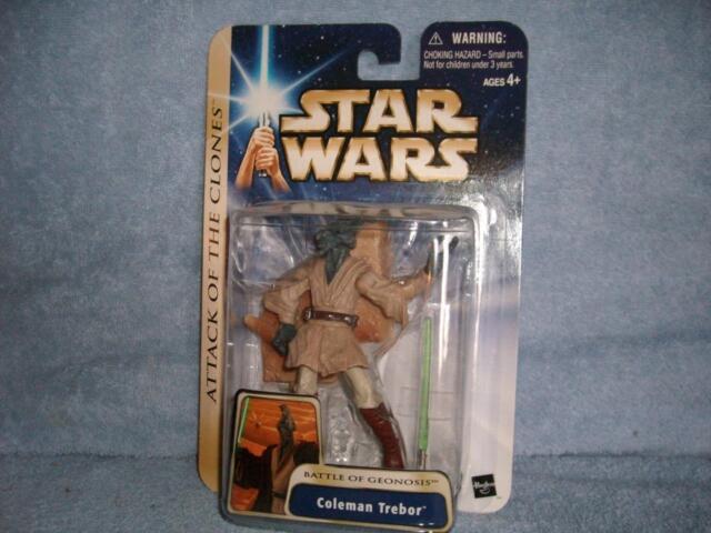 Coleman Trebor Battle of Geonosis 2003 STAR WARS Saga Collection MOC #24