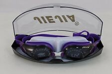 Purple JIEJIA Adjustable Anti fog UV Waterproof Swimming Goggles Glasses