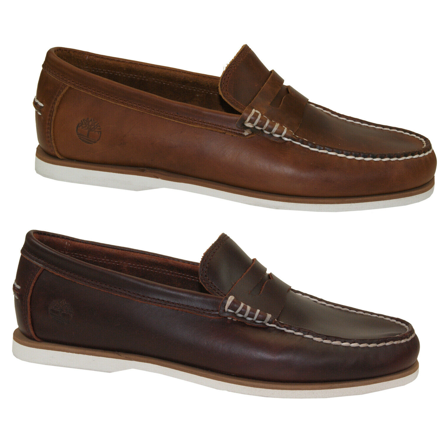 Timberland Classic Boat Penny Loafers