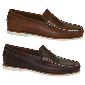 Timberland Classic Boat Penny Loafer