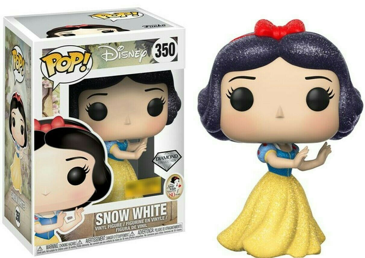 Funko pop Snow blancoo Diamond