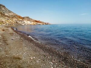 Frente de playa en El Cajete