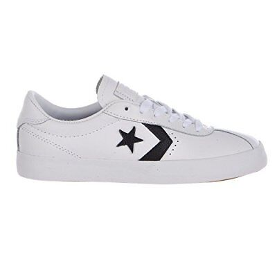 Converse Sneakers Boys Leather White | eBay