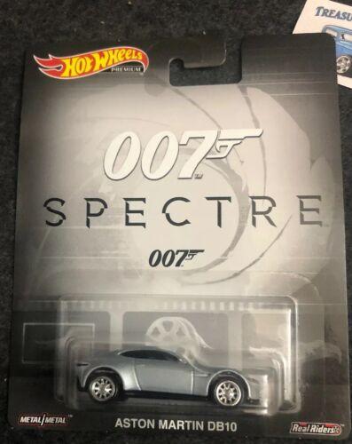 Hot Wheels Premium 007 Spectre Aston Martin DB10 Pop Culture F4