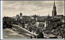BERN Berne Schweiz alte AK Postkarte 1949 gebraucht
