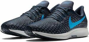 Nike-Air-Zoom-Pegasus-35-Laufschuhe-UK-10-5-us-11-5-eur-45-5-Obsidian-Blau