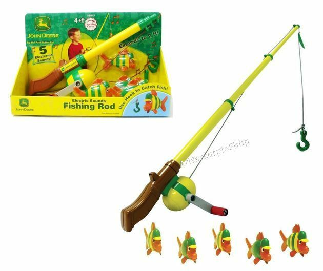 Toy concept for kids collection on ebay for Electronic fishing game