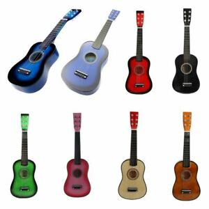 23-034-Guitarra-Mini-Guitarra-Juguete-musical-de-ninos-de-tilo-Instrumento-de-C9P8