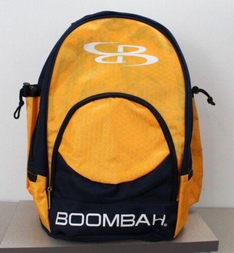 NEW Stains Boombah Baseball Softball Bat Pack Tyro Yellow Navy