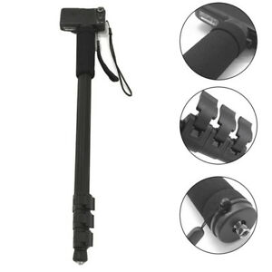 Travel-Lightweight-61-034-Heavy-Duty-Camera-Monopod-alloy-4-Section-for-Canon-Nikon