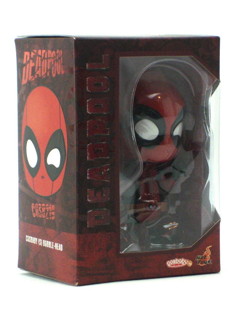 Hot Toys Cosbaby Deadpool Vinyl Figure X-Men Marvel Universe New In Box