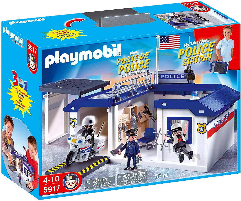 Playmobil 5917 usa Police Headquarters