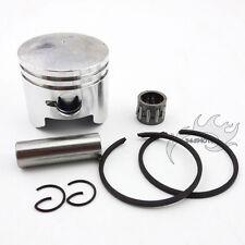 Pocket Bike 44mm Piston 12mm Pin Ring Needle Bearing For 49cc 2 Stroke Mini ATV